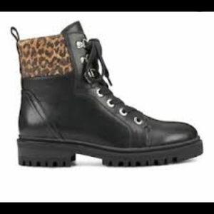 Nine West Wylie combat boots